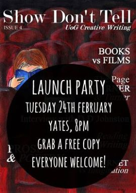 Show dont tell launch