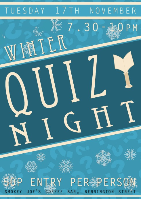 Winter Quiz Night (1)