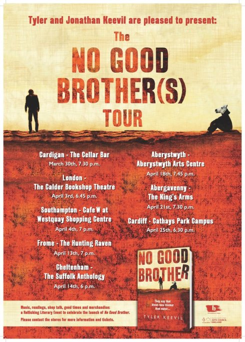 No+Good+Brother+Tour+Poster